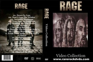 Rage - Video Collection DVD
