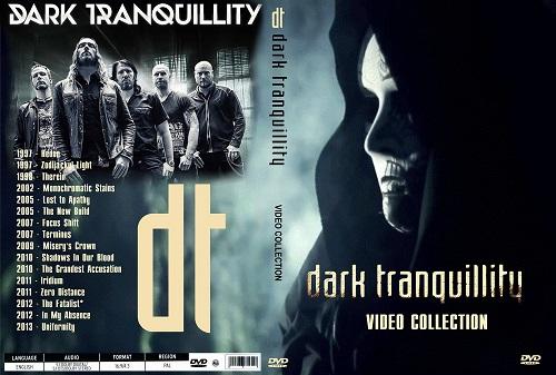Dark Tranquillity – Video Collection 2014 DVD