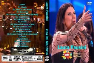 Laura Pausini – Live Vina Del Mar 2014 DVD