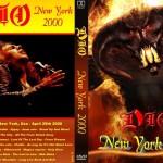 Dio – Live Irving Plaza New York City, Ny 2000 DVD