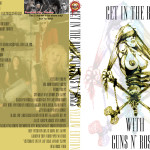 Get In The Ring With GN'R YELLOW dvd4 by @tjuh