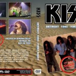 Kiss – Live Detroit, MI 1990 DVD