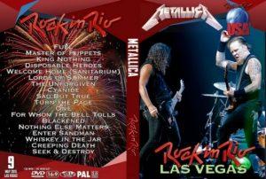 Metallica - Live Rock In Rio Usa 2015 DVD