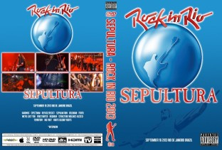 Sepultura - Live Rock In Rio 2013 DVD