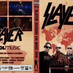 Slayer – Live Sessions AOL Music 2010 DVD