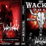 Watain – Live Wacken 2012 DVD