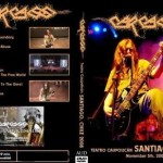 Carcass- Live In Chile 2008 DVD