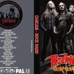 carcass live rock hard 2014