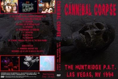 Cannibal Corpse – Mtv Special, Las Vegas 1994 DVD