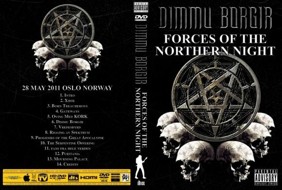 Dimmu Borgir – Forces Of The Northern Night 2011 DVD