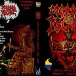 Morbid Angel – Rock Al Parque 2009 DVD