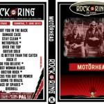 Motorhead – Rock am Ring Festival 2015 DVD