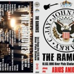 The Ramones – River Plate , Buenos Aires 1996 DVD