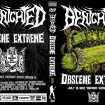 BENIGHTED – OBSCENE EXTREME 2012 DVD