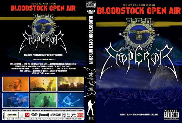 Emperor - Live Bloodstock Open Air 2014 DVD