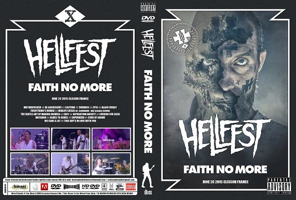 Faith No More - Live Hellfest 2015 DVD