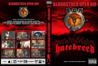Hatebreed - Live Bloodstock 2012 DVD