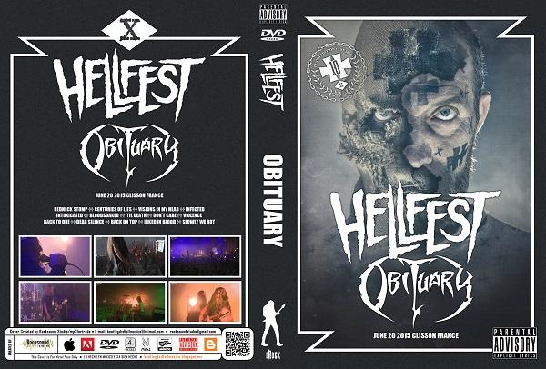 Obituary - Live Hellfest 2015 DVD