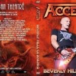 Accept – Live Beverly Hills 2014 DVD
