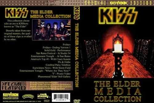 Kiss – The Elder Media Collection 1981- 1982 DVD