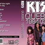 Kiss – Live Quebec,Canada 1984 DVD