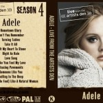 Adele – Live from the Artists Den 2011 DVD