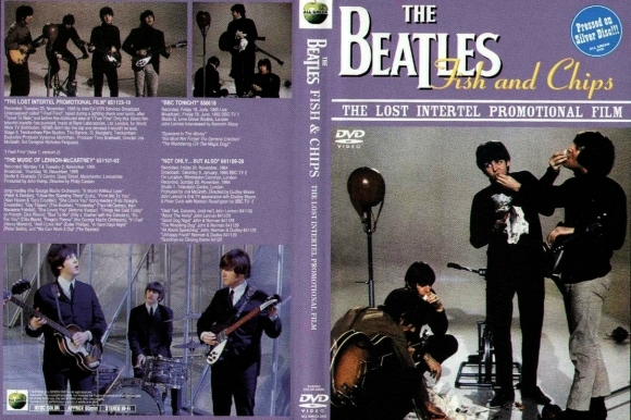 The Beatles - Fish and Chips DVD