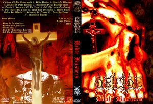 Deicide - Live Tampa Florida USA 2000 DVD