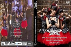 BabyMetal - Live Netherlands 2018 DVD