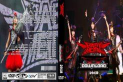 Babymetal - Live Download Festival 2018 DVD