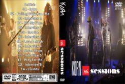 Korn - Live Guitar Center Sessions 2015 DVD