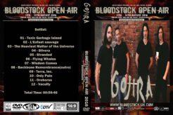 Gogira - Bloodstock Open Air 2016 DVD
