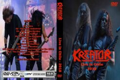 Kreator - Live in Chile 2018 DVD
