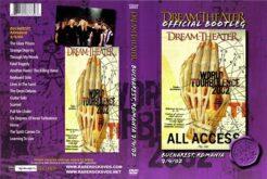 Dream Theater - Live Bucharest Romania 2002 DVD
