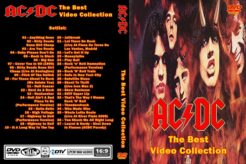 AC/DC - The Best Video Collection DVD