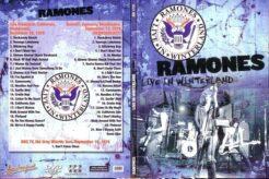 RAMONES DVDS