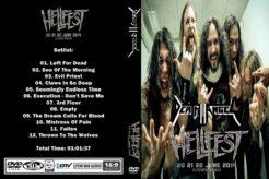 Death Angel - Live Hellfest 2014 DVD