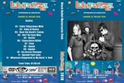 Black Rebel M.Club - Live Lollapalooza Paris 2018 DVD