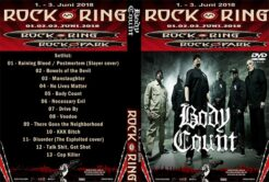 Body Count feat. Ice-T - Live Rock Ring 2018 DVD