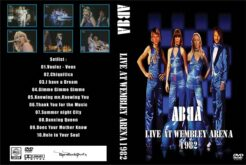 ABBA - Live At Wembley 1982 DVD