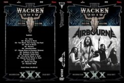 Airbourne - Live Wacken 2019 DVD