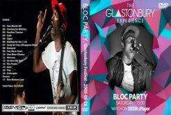 Bloc Party - Live Glastonbury 2009 DVD
