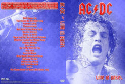 AC/DC- Live Basel Switzerland2001 - 2xDVDs