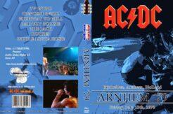 AC/DC - Live Arnhem Holland 1979 DVD