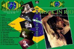 AC/DC - Live Brazil Rock In Rio 1985 DVD
