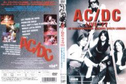AC/DC - Live At The Hippodrome Golders Green London 1977 DVD