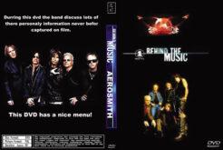 Aerosmith - Behind The Music DVD