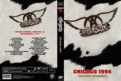 Aerosmith - Live Chicago IL 1994 - 2xDVDs