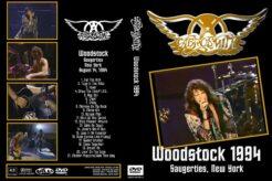 Aerosmith - Live Woodstock 1994 2xDVDs
