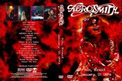 Aerosmith - Live in Rio Brazil 1994 DVD
